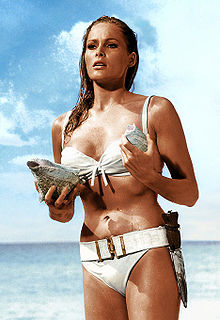 Ursula Andress in 'Dr. No'