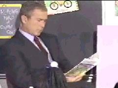 President Bush on 9/11