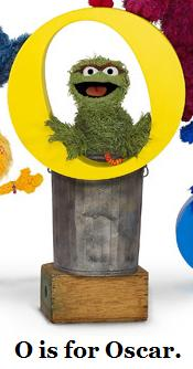 Sesame Street at Google: O is for Oscar