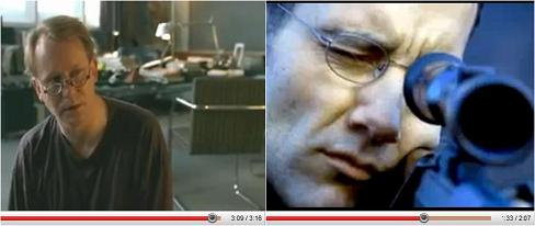 The professor in Good Will Hunting and The Professor in The Bourne Identity