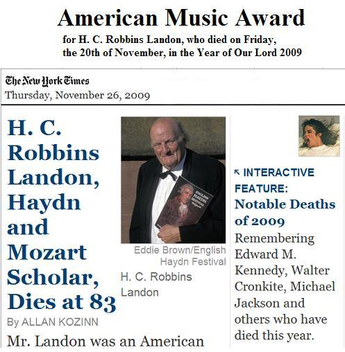 IMAGE- NY Times obituaries, Thanksgiving Day, 2009
