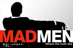 Mad Men (logo for TV show)