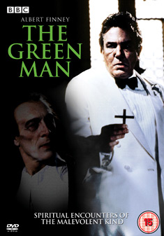 'The Green Man' with Albert Finney-- 'Spiritual Encounters of the Malevolent Kind'