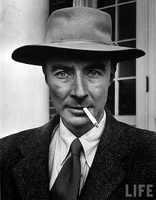 J. Robert Oppenheimer, January 1, 1947