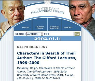 Quine and Derrida at Notre Dame Philosophical Reviews