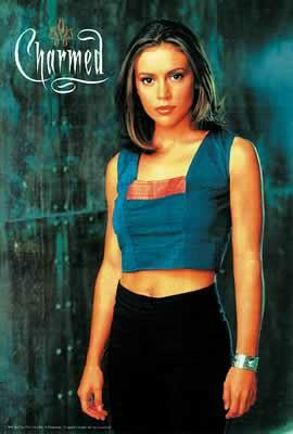 Phoebe Halliwell of 'Charmed'