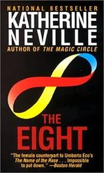 Cover of 'The Eight,' by Katherine Neville