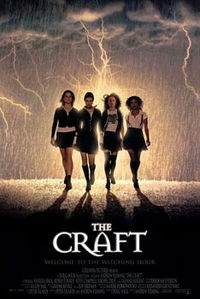 Image--Movie poster for 'The Craft'