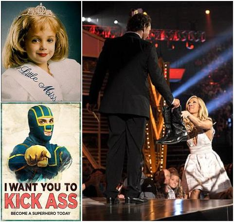 Image--'Little Miss Sunshine' meets 'Kick-Ass' meets 'Carrie'