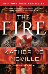 Image--'The Fire,' by Katherine Neville