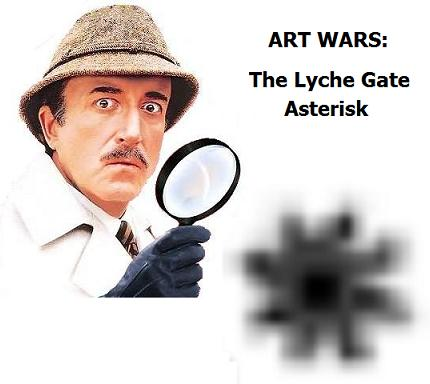 Image-- The Case of the Lyche Gate Asterisk