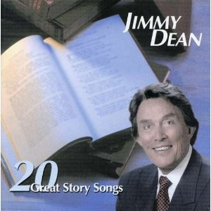 Image-- Album by Jimmy Dean-- '20 Great Story Songs'