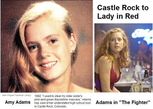 IMAGE- Amy Adams, from high school to 'The Fighter'