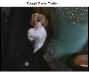 Bridget Fonda in 'Rough Magic'