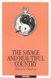 IMAGE- Cover of 'The Savage and Beautiful Country'