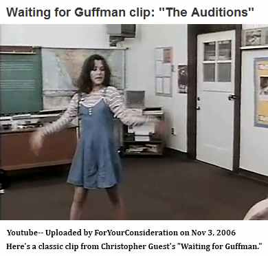 IMAGE- 'Waiting for Guffman' audition