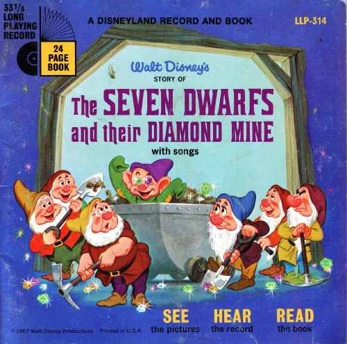 'The Seven Dwarfs and their Diamond Mine