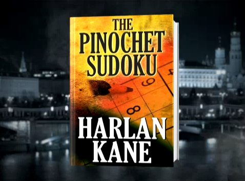 IMAGE- Imaginary novel, 'The Pinochet Sudoku,' from Saturday Night Live De Niro sketch