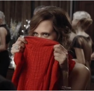 IMAGE- Kristen Wiig for Red Flag Perfume on SNL