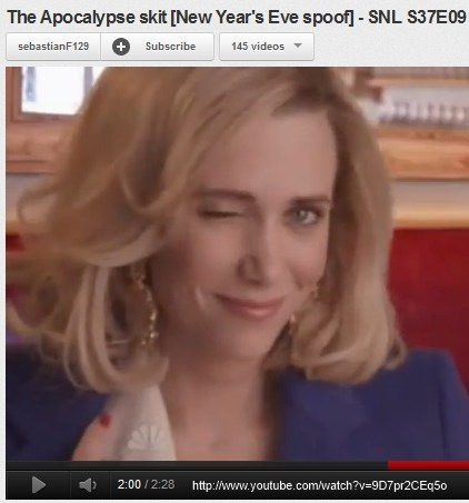 IMAGE- Kristen Wiig as Kim Cattrall