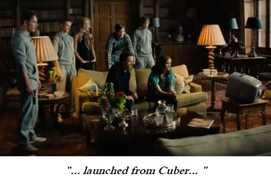 IMAGE- 'Launched from Cuber' scene in 'X-Men: First Class'