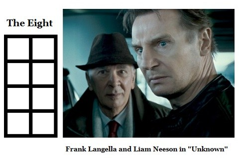 IMAGE- Frank Langella and Liam Neeson in 'Unknown'