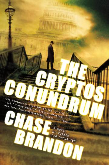 IMAGE- 'The Cryptos Conundrum,' by Chase Brandon
