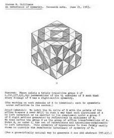 IMAGE- 'Solomon's Cube'