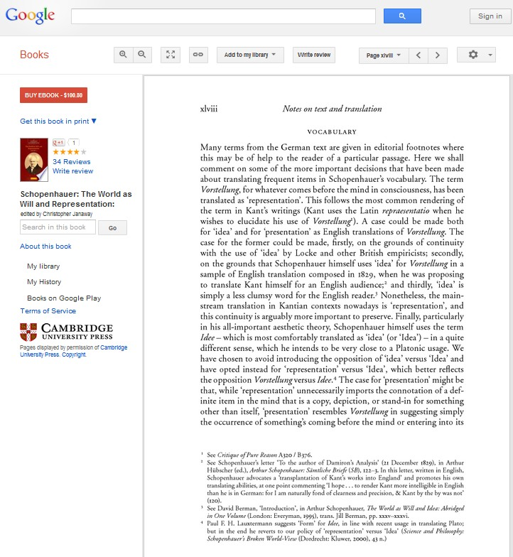 philosophy essay prize 2014