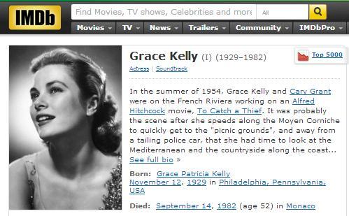 Grace Kelly Death Conspiracy Photos grace kelly death conspiracy