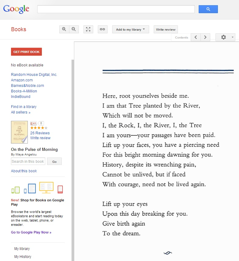 Maya Angelou Graduation Essay