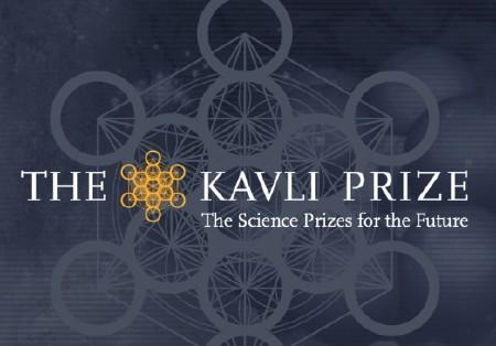 IMAGE- The Kavli Prize logo, a Metatron cube