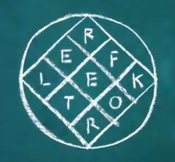 IMAGE- Symbol in an Arcade Fire video from Haiti