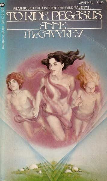 IMAGE- 'To Ride Pegasus,' 1973 1st ed., by Anne McCaffrey