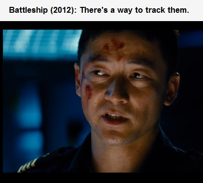 IMAGE- Battleship (2012): 'My way is much more simple.'