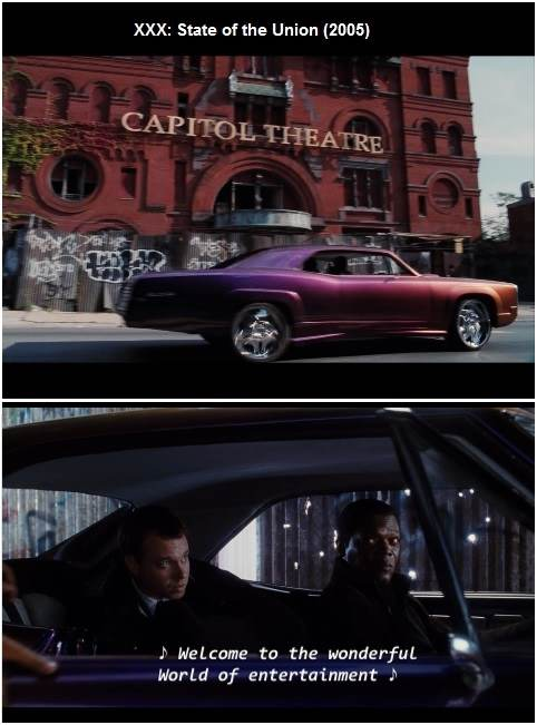 IMAGE- Capitol Theatre in 'XXX: State of the Union'