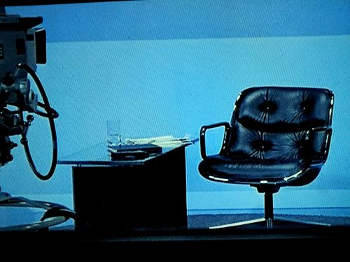 IMAGE- Chair from 'Osterman Weekend' ending