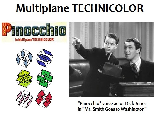 Pinocchio: 'Multiplane Technicolor'