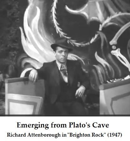 Brighton Rock: Emerging from Plato's Cave