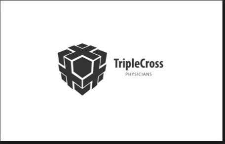 Triple Cross logo