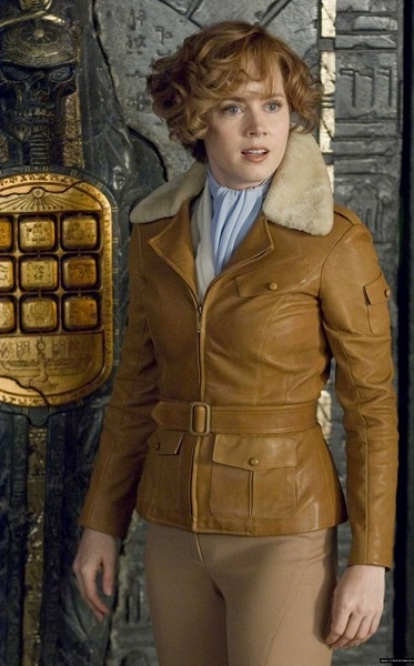 Amy Adams as Amelia Earhart in 'Night at the Museum: Battle of the Smithsonian'