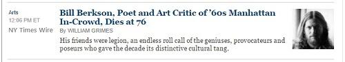 NYT 'distinctive cultural tang' obit