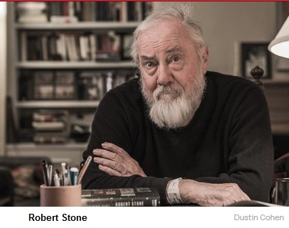 Photo of Robert Stone from New Republic