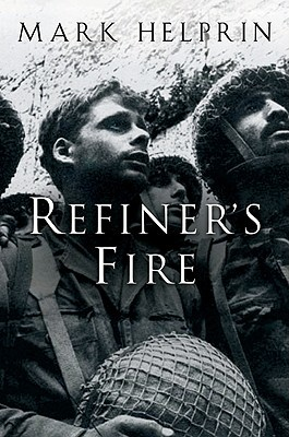Cover, 2005 paperback edition of 'Refiner's Fire,' a 1977 novel by Mark Helprin
