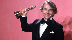 Director with Oscar