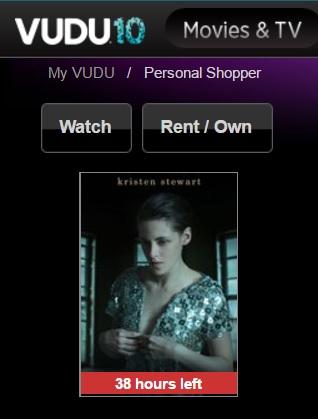'Personal Shopper,' starring Kristen Stewart