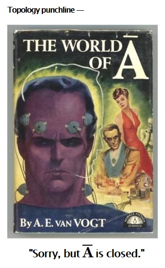 'The World of A-bar' by A. E. van Vogt, first published as a serial in 1945