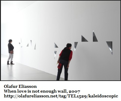 Eliasson, 'When Love Is Not Enough' wall, 2007