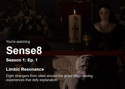 'Limbic Resonance'- First episode of 'Sense8.'