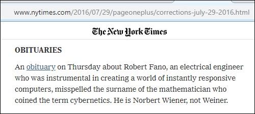 The Fano Correction